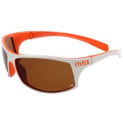 Lunettes Eyerex Rocket blanc-orange