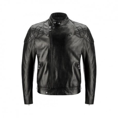 Belstaff veste cuir Ivy noir M