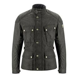 Belstaff veste Phillis dame noir/brun 48 (correspond à la taille 44 Suisse)