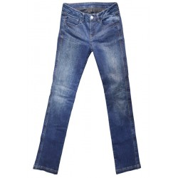 Bull-it Jeans Vintage lady Straight bleu 28