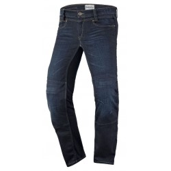 Jeans Scott dame denim stretch bleu 42