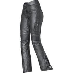 Held pantalon cuir Lesley II noir 40