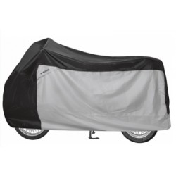 Housse moto Held XXL gris-noir