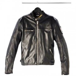 Veste Spidi cuir Originals noir 54