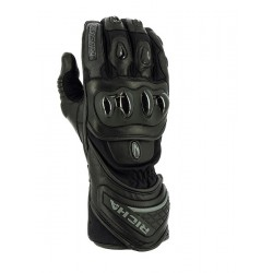 Gants Richa racing Fighter noir 3XL