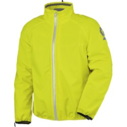 Veste pluie Scott  D-size jaune 4XL