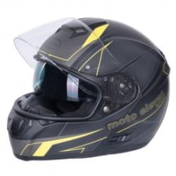 M11 Speed casque intégral noir-jaune L