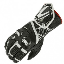 Gants Richa racing Tiran blanc L