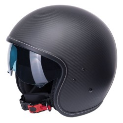 M11 casque Jet Vintage carbon XL