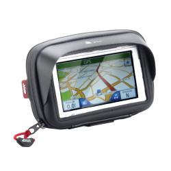 """Support GIVI smartphone et GPS pour le guidon 5\"""""""