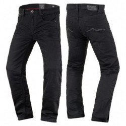 Jeans Scott denim stretch noir L
