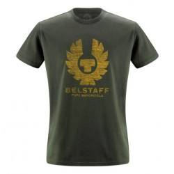 Belstaff T-Shirt Andersons British Racing Green L