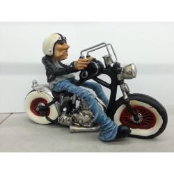 Moto Booster Q2-2 19cm