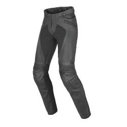 50  Dainese pantalon cuir dame Pony Pelle noir