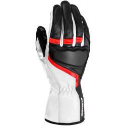 Gants Spidi Lady Grip 2 noir-blanc-rouge L