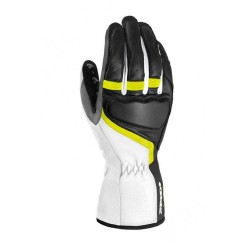 Gants Spidi Lady Grip 2 noir-blanc-jaune M