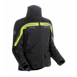 DANE veste Nimbus GTX  Pro noir-jaune 56