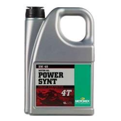 Motorex Power Synt 4T SAE 5W/40 4 L