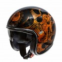 BD orange chromed