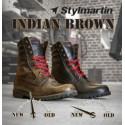 Indian brune